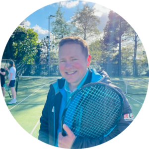 Jamie Pilkington Rathgar Tennis Club
