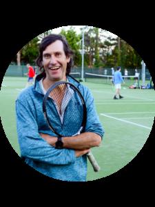 Kieran Galvin Rathgar Tennis Club
